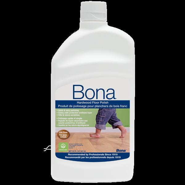 Bona 174 Hardwood Floor Polish Low Gloss Bona Ca