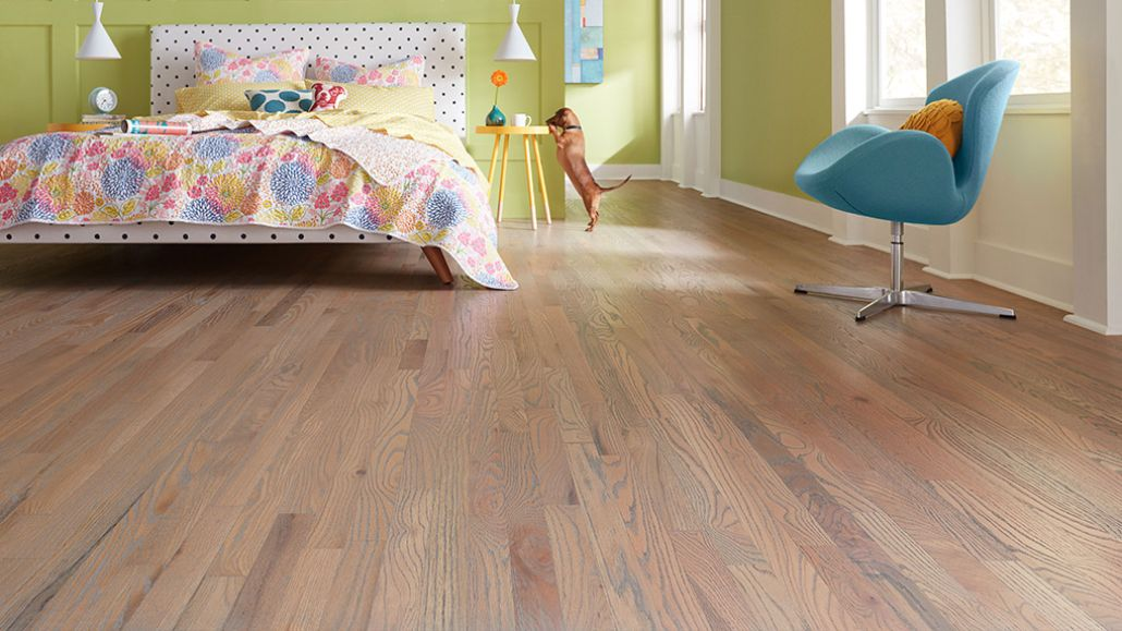 Discover the benefits of an oil finished floor.