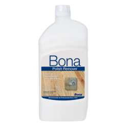 Bona Polish Remover with Scrubbing Pad