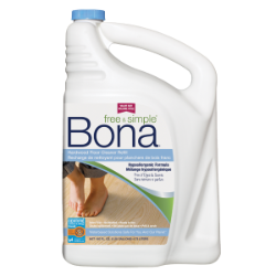 Product Image of Bona Free & Simple®  Hardwood Floor Cleaner Refill (4.73L/160 oz)