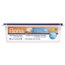 Product Image of Bona® Hardwood Floor Wet Cleaning Pads
