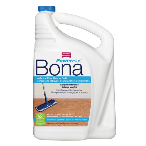 Bona PowerPlus® Hardwood Floor Deep Cleaner Refill (3.78L