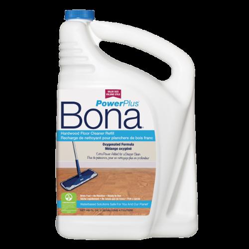 Bona Powerplus 174 Hardwood Floor Deep Cleaner Refill 3 78l