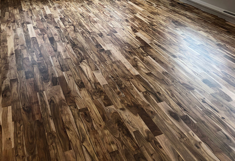 Wood Floor Stain Color Guide