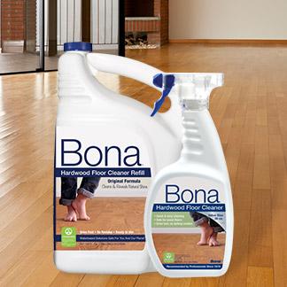 No Vinegar and Water on Wood | Bona CA