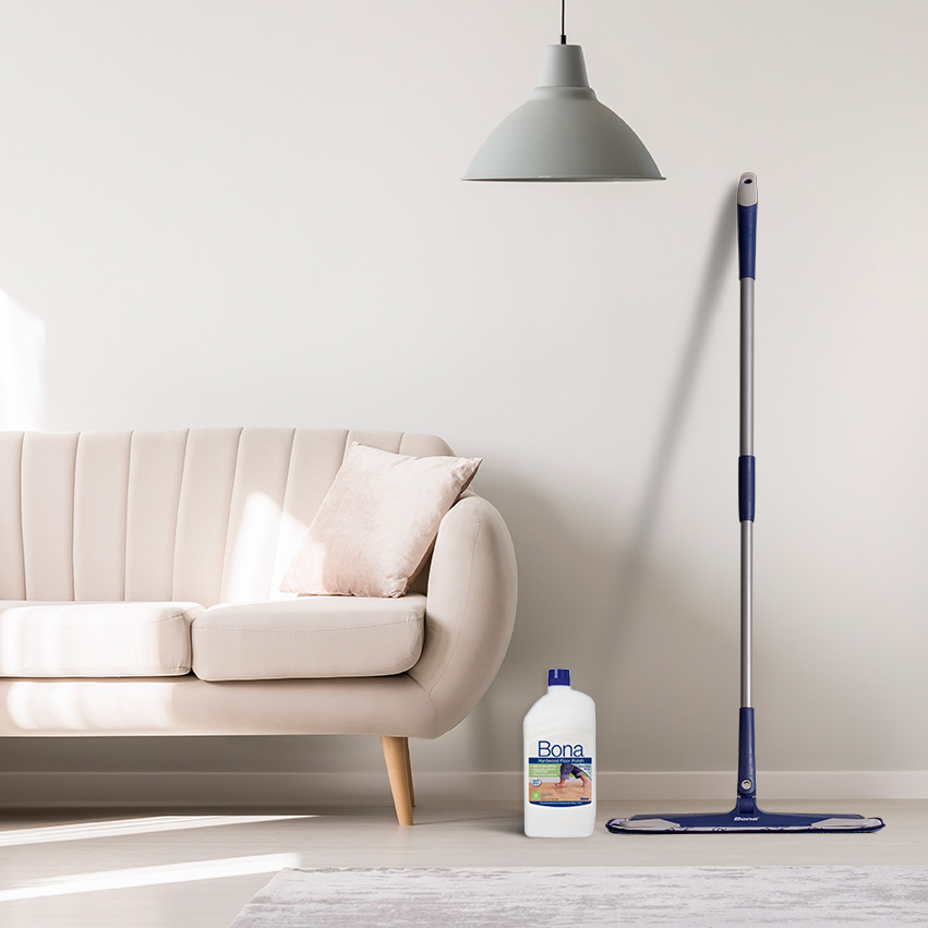 <p>Now that your floors are clean and dry, applying a coat of polish is a great way to rejuvenate your floor&rsquo;s finish. A coat of polish can even out a floor&rsquo;s look, filling in any small scratches and adding a new protective layer on top of your floor.</p><br/>