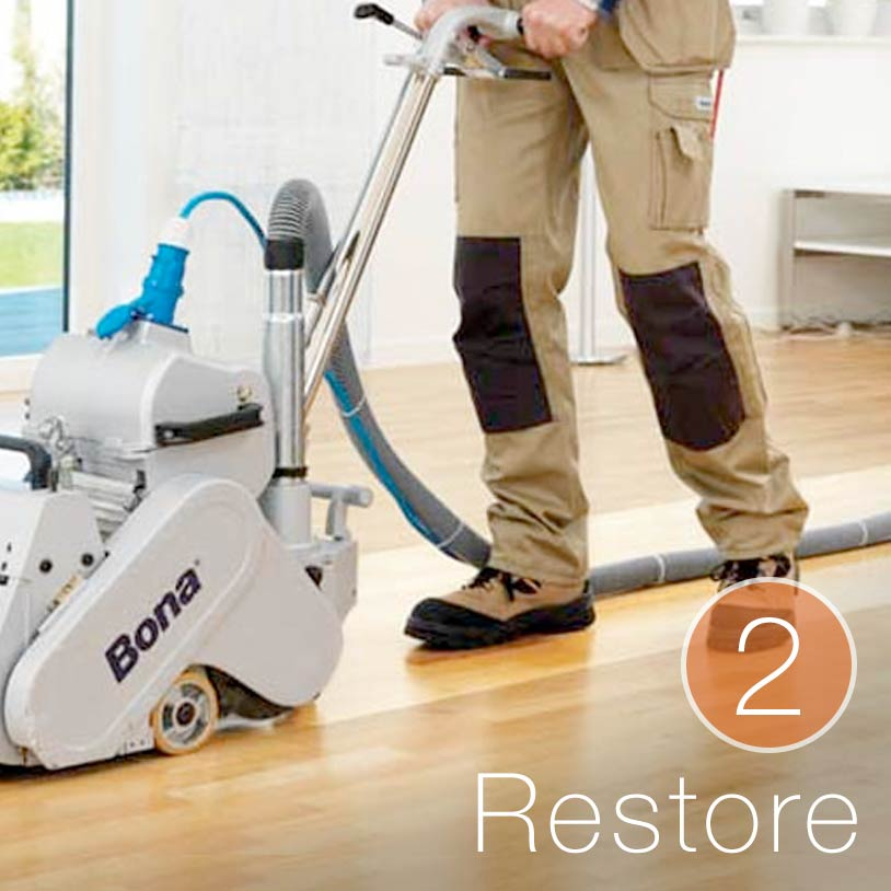 &lt;p&gt;&lt;strong&gt;Purpose&lt;/strong&gt;&amp;mdash;Replaces the finish of your floor, the main layer of protection.&lt;/p&gt;<br/><br/>&lt;p&gt;&amp;nbsp;&lt;/p&gt;<br/><br/>&lt;p&gt;&lt;strong&gt;Benefits&lt;/strong&gt;&amp;mdash;Repair light scratches. Restores shine. Gives floor new protective layer.&lt;/p&gt;<br/><br/>&lt;p&gt;&amp;nbsp;&lt;/p&gt;<br/><br/>&lt;p&gt;&lt;strong&gt;Time&lt;/strong&gt;&amp;mdash;Floors ready overnight.&lt;/p&gt;<br/>